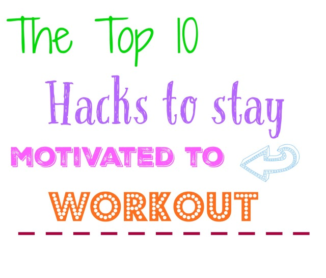 Workout Hacks